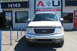 Used 2003 Ford F-150 SuperCrew empattement 139 po -  XLT à qu for sale in Mirabel, QC
