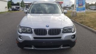 Used 2007 BMW X3 3.0i, Oanaromic Roof, Leather for sale in Scarborough, ON