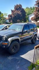 Used 2003 Jeep Liberty 4WD for sale in Hamilton, ON