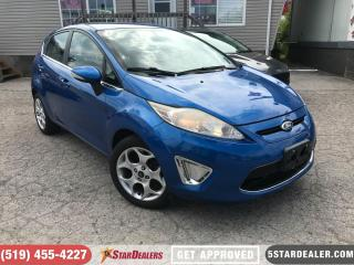 Used 2011 Ford Fiesta SES | CAR LOANS GET APPROVED HERE for sale in London, ON