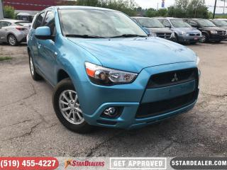 Used 2011 Mitsubishi RVR SE   APPLY & GET APPROVED TODAY for sale in London, ON