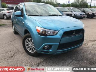 Used 2011 Mitsubishi RVR SE | APPLY & GET APPROVED TODAY for sale in London, ON