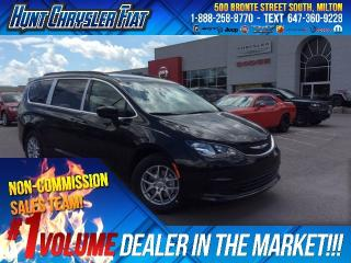 Used 2017 Chrysler Pacifica TOURING/CAM/SECURITY & MORE!!! for sale in Milton, ON