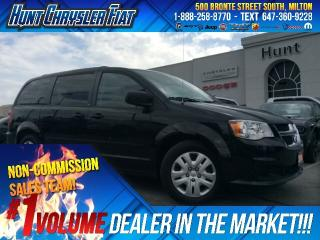 Used 2014 Dodge Grand Caravan SXT STOW N GO/BLUETOOTH/POWER WINDOWS & MORE!!! for sale in Milton, ON