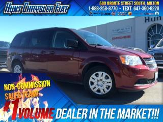 Used 2017 Dodge Grand Caravan SXT/DEMO/STOW N GO/7 PASSENGER & MORE!!! for sale in Milton, ON