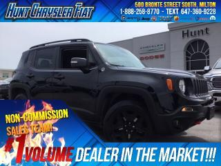 Used 2017 Jeep Renegade TRAILHAWK/LEATHER/NAV/BLIND/GOLD PLAN & LOADED!!! for sale in Milton, ON