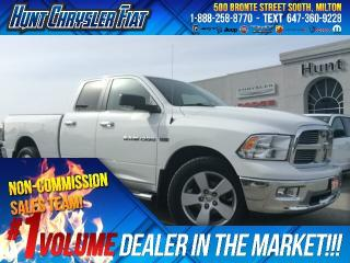 Used 2011 RAM 1500 SLT/BUCKETS/LUXURY/HEMI/STPES/20'S & MORE!!! for sale in Milton, ON