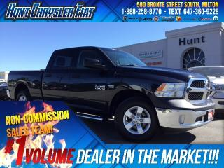 Used 2015 RAM 1500 SXT/HEMI/FOG/HITCH/KEYLESS & MORE!!! for sale in Milton, ON