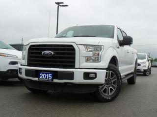 Used 2015 Ford F-150 *CPO* F150 5.0L V8 *2.9%* for sale in Midland, ON