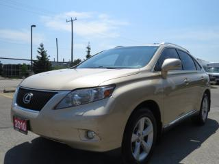 Used 2010 Lexus RX 350 Base for sale in Scarborough, ON