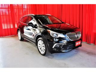 Used 2017 Buick Envision Premium | AWD | Navigation | Sunroof for sale in Listowel, ON