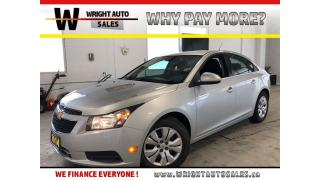 Used 2014 Chevrolet Cruze 1LT|LOW MILEAGE|BLUETOOTH|44,040 KMS for sale in Cambridge, ON