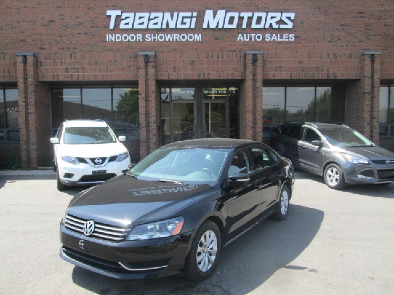 2013 Volkswagen Passat TRENDLINE | NO ACCIDENTS | BLUETOOTH | ALLOYS