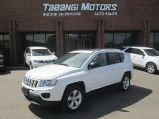 Used 2012 Jeep Compass SPORT | SUNROOF | BLUETOOTH | ALLOYS | CRUISE CONTROL for sale in Mississauga, ON
