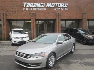 Used 2014 Volkswagen Passat TRENDLINE | NO ACCIDENTS | BLUETOOTH | HEATED SEATS for sale in Mississauga, ON