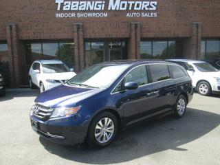 Used 2014 Honda Odyssey EX-L | NO ACCIDENT | NAVIGATION | LEATHER | SUNROOF | for sale in Mississauga, ON