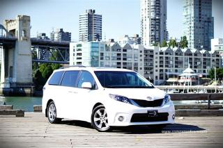 Used 2013 Toyota Sienna SE for sale in Burnaby, BC