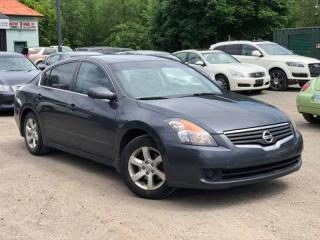 Used 2007 Nissan Altima No-Accidents 2.5 S Heated Seats Push Start for sale in Newmarket, ON