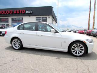 Used 2011 BMW 3 Series 328i xDrive 6 SPD MANUAL NAVIGATION CERTIFIED 2YR WARRANTY for sale in Milton, ON