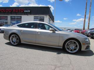 Used 2012 Audi A7 3.0T Quattro S-Line Navigation Certified 2 YR Warranty for sale in Milton, ON