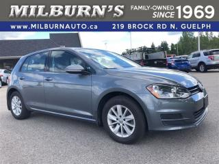 Used 2015 Volkswagen Golf TRENDLINE for sale in Guelph, ON
