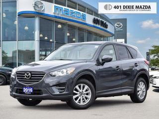 Used 2016 Mazda CX-5 GX FINANCE AVAILABLE| SAFETY CERTIFIED| BLEUTOOTH for sale in Mississauga, ON