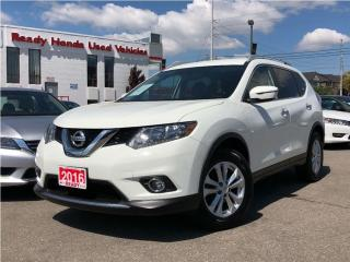 Used 2016 Nissan Rogue SV - Rear Camera - Heated Seats for sale in Mississauga, ON