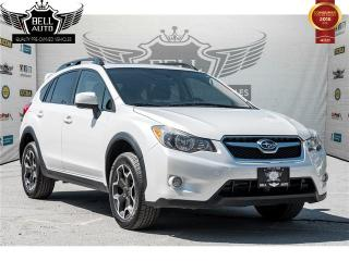 Used 2013 Subaru XV Crosstrek TOURING PKG SUNROOF BLUETOOTH CONNECTIVITY AWD for sale in Toronto, ON