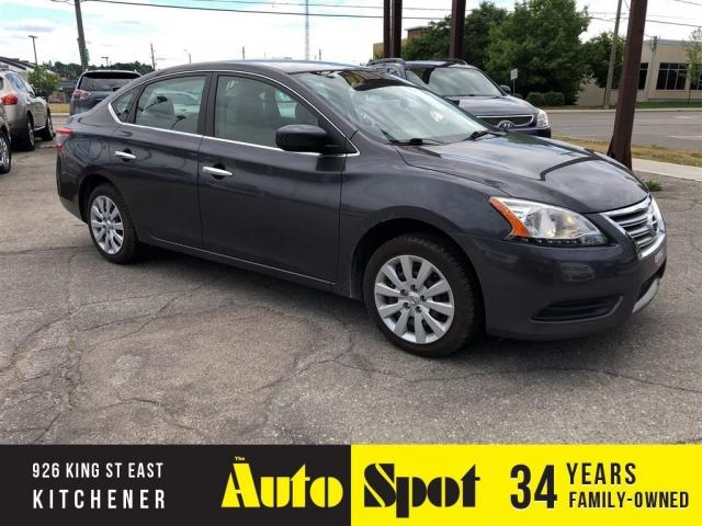 Used 2013 Nissan Sentra Perfect Car Low Low Kms Priced Quick Sale
