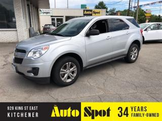 Used 2015 Chevrolet Equinox LS/LOW, LOW KMS/PRICED - QUICK SALE ! for sale in Kitchener, ON