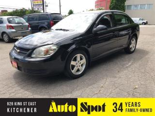Used 2010 Chevrolet Cobalt LT/LOW, LOW KMS/MINT CAR/PRICED-QUICK SALE! for sale in Kitchener, ON