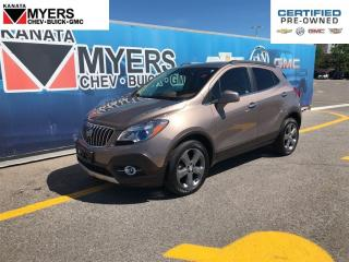 Used 2013 Buick Encore Leather for sale in Ottawa, ON