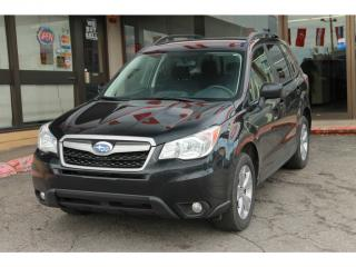 Used 2015 Subaru Forester 2.5i Convenience Package ONLY 66K | AWD | CERTIFIE for sale in Waterloo, ON