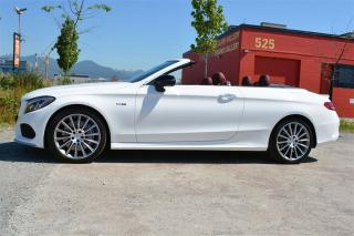 Used 2018 Mercedes-Benz C43 AMG 4MATIC Cabriolet for sale in Vancouver, BC