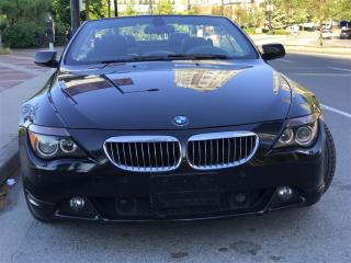 Used 2007 BMW 650i ...............SOLD........................... for sale in Vancouver, BC