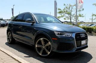 Used 2017 Audi Q3 2.0T Progressiv + 20 Rims | Nav | S-Line Package for sale in Whitby, ON