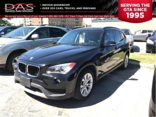 Used 2014 BMW X1 xDrive28i/PANORAMIC SUNROOF/ LEATHER for sale in North York, ON