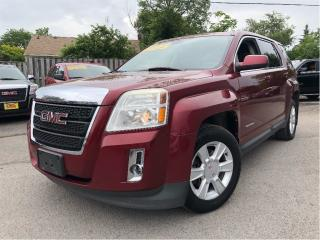 Used 2010 GMC Terrain SLE-1 NICE LOCAL TRADE IN!!! for sale in St Catharines, ON