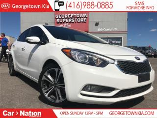 Used 2015 Kia Forte 2.0L EX | BU CAM | HTD SEATS | AUX / USB | UVO for sale in Georgetown, ON
