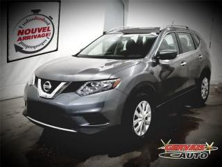 Used 2016 Nissan Rogue S A/C BLUETOOTH for sale in Saint-georges-de-champlain, QC