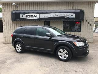 Used 2011 Dodge Journey Canada Value Pkg for sale in Mount Brydges, ON