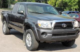 Used 2011 Toyota Tacoma for sale in Etobicoke, ON