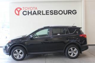 Used 2015 Toyota RAV4 XLE AWD ** BAS KM ** for sale in Quebec, QC