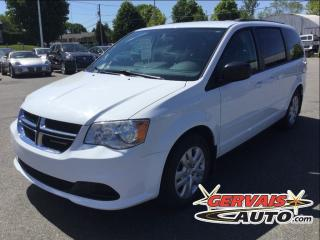 Used 2014 Dodge Grand Caravan Stow N Go Stow&go for sale in Trois-rivieres, QC