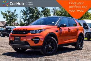 Used 2017 Land Rover Discovery Sport HSE|4x4|Pano Sunroof|Backup Cam|Bluetooth|Leather|19