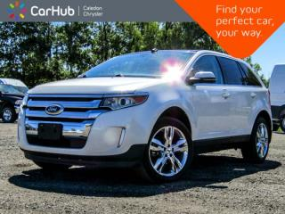 Used 2013 Ford Edge Limited|AWD|Navi|Pano Sunroof|Backup Cam|Bluetooth|R-Start|Leather|18