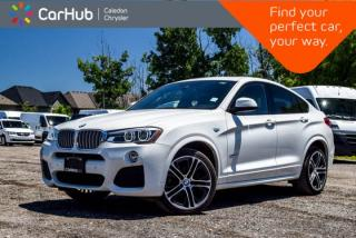 Used 2015 BMW X4 xDrive28i|AWD|Navi|Sunroof|Backup Cam|Bluetooth|Leather|Heated Front Seats|20