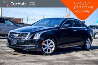 Used 2015 Cadillac ATS Sedan Standard AWD|Bluetooth|Leather|Heated Front Seats|Keyless|17