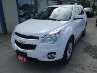 Used 2013 Chevrolet Equinox FUEL EFFICIENT 1-LT EDITION 5 PASSENGER 2.4L - ECO-TEC.. AWD.. ECON-BOOST.. CD/AUX/USB INPUT.. BACK-UP CAMERA.. BLUETOOTH.. for sale in Bradford, ON