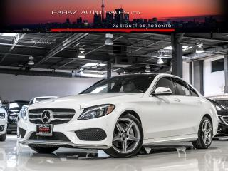 Used 2015 Mercedes-Benz C-Class C400 AMG BURMESTER BLINDSPOT REAR CAM PANO LOADED for sale in North York, ON